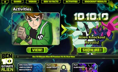 Ben 10 ultimate alien music download